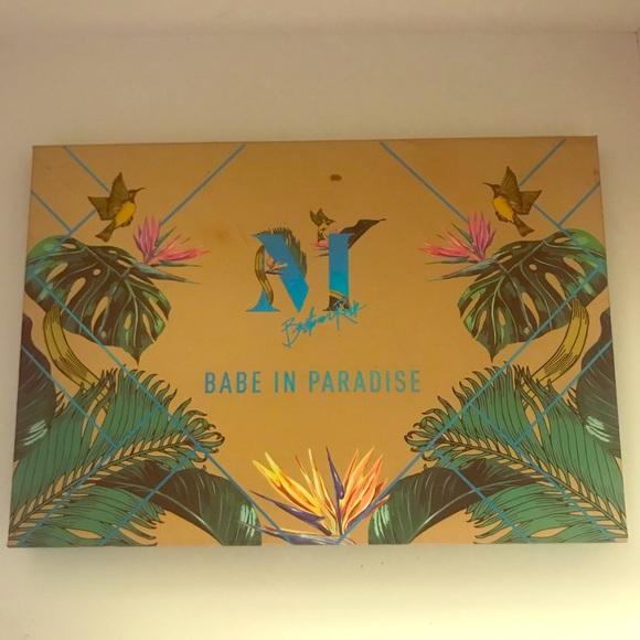 Morphe X Bretman Rock Babe In Paradise Nwt